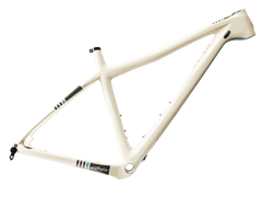 Bone White/Teal frame colour selector
