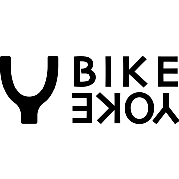 Team sponsor logos bike Yoke