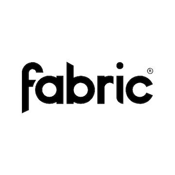 Sponsor logo fabric
